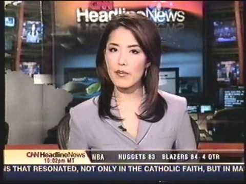 Headline News - on the Death of Pope John Paul II, 2005