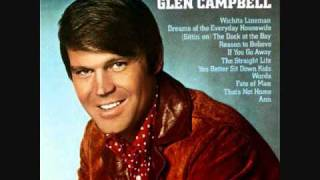 Watch Glen Campbell Fate Of Man video