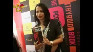 Launch Of The PCOD Thyroid Book By Author Rujuta Diwekar Part-3