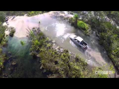 Cape York in a Volkswagen Amarok