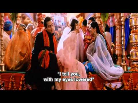Aankhon Ki Gustakhiyan (Eng Sub) [Full Video Song] (HD) With Lyrics - Hum Dil De Chuke Sanam
