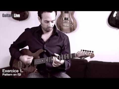 Apprendre la guitare funk, partie 2