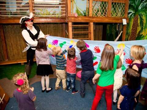 Конкурсы для детей пираты для детей