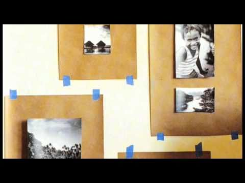 How to Create a Memory Wall | Pottery Barn