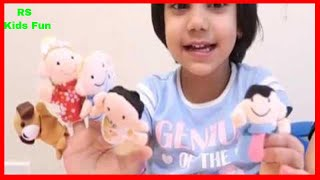 Finger family Songs/Rhymes/Music For Kids/Children/Babies/Sing a Finger Family Song With Mummy