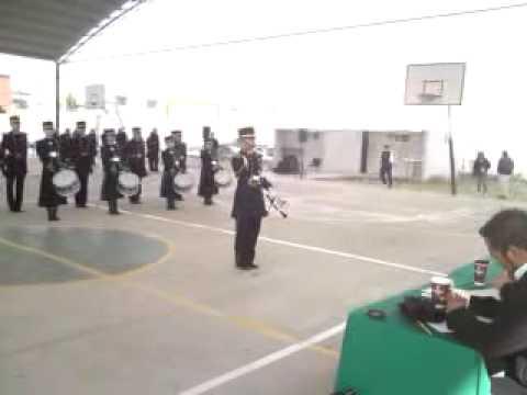 banda de guerra  cobach 11