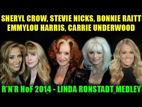 Sheryl Crow, Stevie Nicks, Emmylou Harris, Bonnie Raitt, Carrie Underwood - Linda Ronstadt Medley