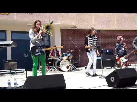 Cheating Daylight Concert at Will C. Wood High School
