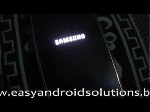 How to recover(Unbrick) bricked Samsung Galaxy S Plus GT-I9001 with ODIN Multi-Downloader