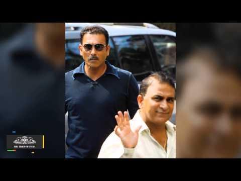Sunil Gavaskar All Praise for India's World Cup Squad - TOI