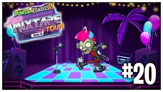 NEON MIXTAPE TOUR! (Plants vs Zombies #20)