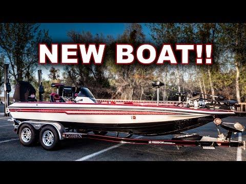 New Boat For 2018! Full Tour!!