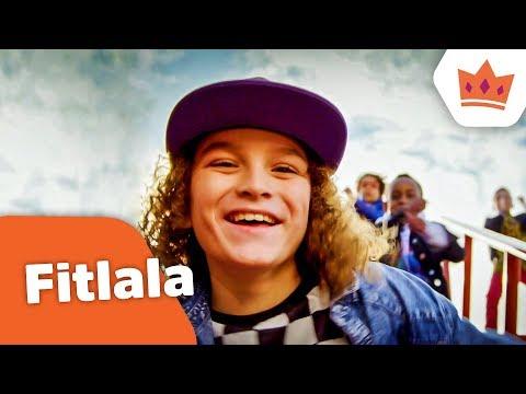 Kinderen voor Kinderen - Fitlala (Officiële Koningsspelen clip)