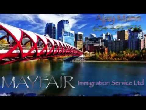 Seasons Greetings from Mayfair Immigration Service Ltd