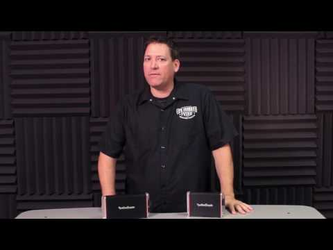 Rockford Fosgate: Punch Compact Amp Overview (3.2)