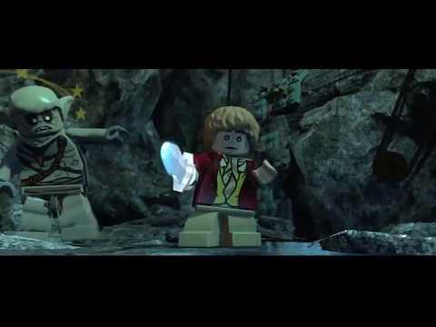 [Wii U] – LEGO The Hobbit Videogame Trailer