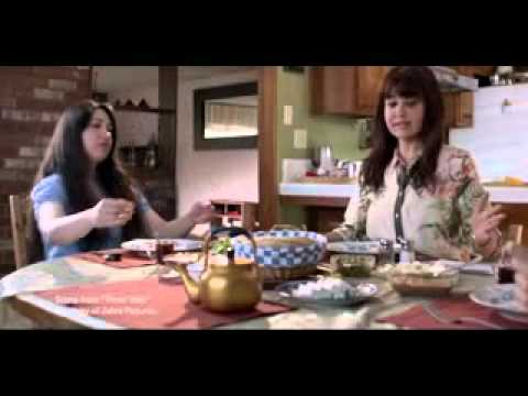 Madeleine Tabar  A Scene From Her American Movie Three Veils  مادلين طبر.flv video