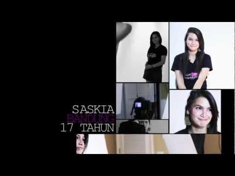 CLEAR Hair Model - Saskia