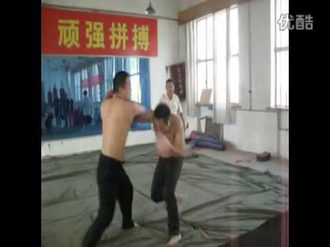 Close Door Challenges --- San Shou vs Kung Fu