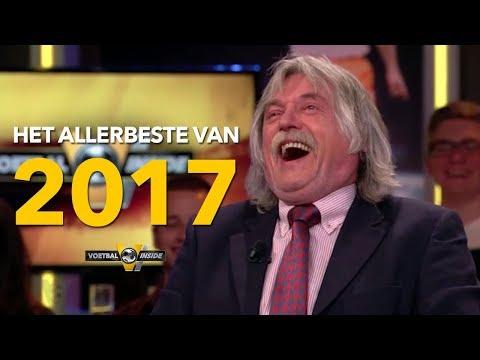COMPILATIE: Het allerbeste van 2017! - VOETBAL INSIDE   Voetbal Inside
