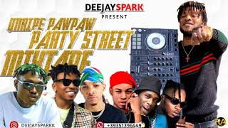 LATEST MARCH 2020 NAIJA NONSTOP UNRIPE PAWPAW PARTY AFRO MIX BY DJ SPARK FT ZLATAN/OLAMIDE/MARLIANS