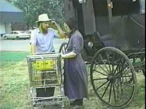 AMISH INTERVIEWS Video