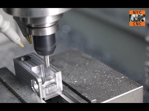 CNC Machining Steel Bracket with Tormach PCNC Mill - MFG@Home!
