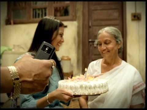 Samsung Guru TVC - Grandma Birthday - Aamir K...