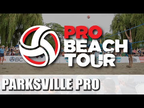 2016 Volleyball BC Parksville Pro Men's Final