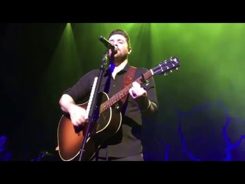 Chris Young singing When You Say Nothing At All by Keith Whitley LIVE in Kansas City, MO 2-18-16
