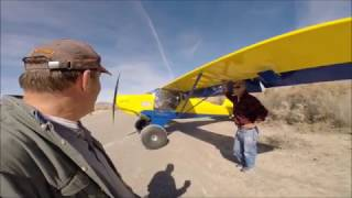 Just Aircraft Highlander Steve Henry Yamaha Power High Sierra Fly In