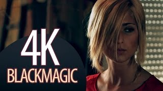 Test Blackmagic Production Camera 4K