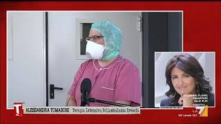 Coronavirus: il toccante racconto di Alessandra, infermiera a Brescia