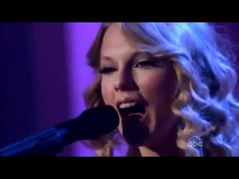 Taylor swift jump then fall live