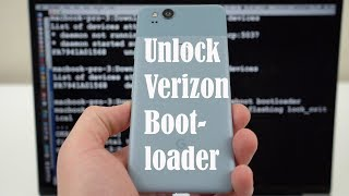 Google Pixel 2 Verizon Bootloader Unlock Tutorial and Demo