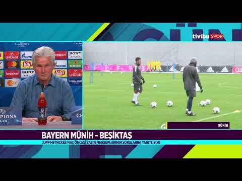 """Jupp Heynckes: """"İltifat olsun diye söylemiyorum, Beşiktaş futbol oynayabilen bir takım."""""""