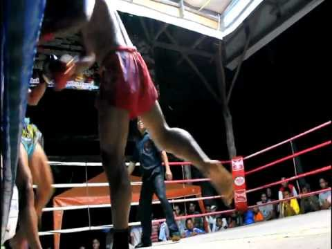 (Part 2) Muay Thai Documentary 8 Limbs: Life Of A Nak Muay HD