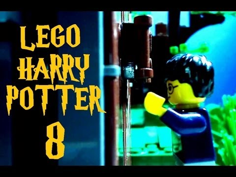 LEGO Harry Potter 8 [Harry Potter And The Empty UCAS Form]