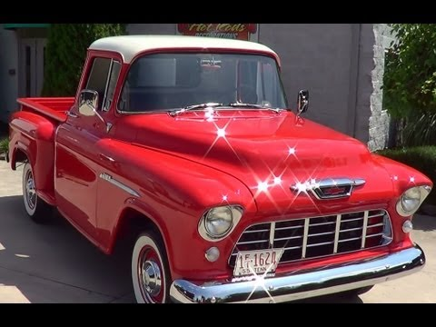 1955 Chevy Pick Up Music Videos