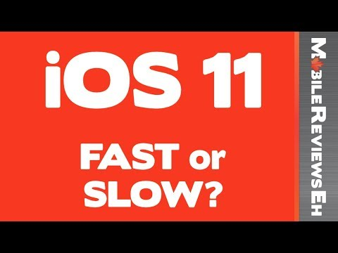 Does Ios 11 Slow Your Iphone Down Iphone 6 6s