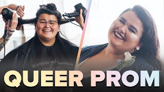 Teens Attend Their Dream Prom • Queer Prom 2018