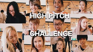 Highest Pitch Challenge [Weekly KCDC]