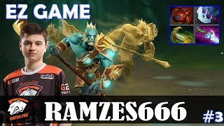 Ramzes - Phantom Lancer Safelane | EZ GAME | Dota 2 Pro MMR Gameplay #3