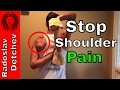 How to Get Rid of Shoulder Pain - 5 Exercises to Fix Your Shoulders