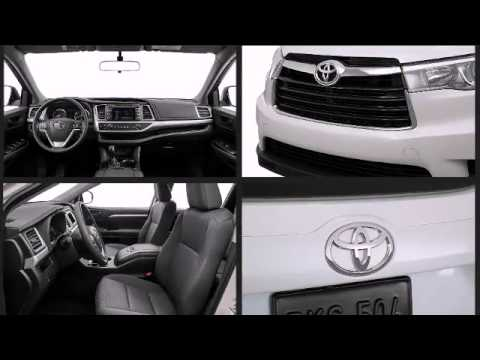 2015 Toyota Highlander Video
