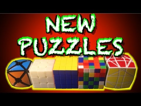 New Puzzles and Update