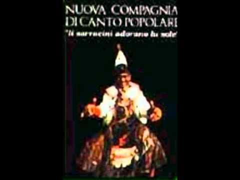 Nuova Compagnia Di Canto Popolare - Tammurriata Alli Uno