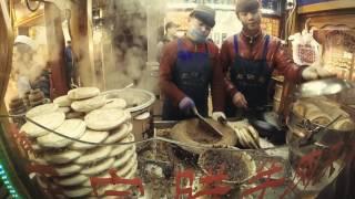Street Food in Xi'an Muslim Quarter