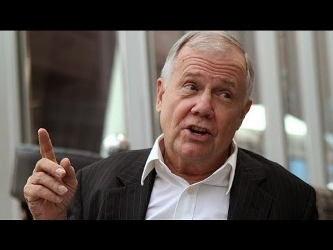 JIM ROGERS - If GOLD goes BELOW $1,000 I will BUY. GOLD in 1st Year Decline in 13 Years