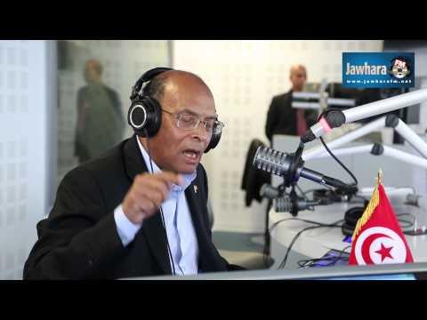 Moncef Marzouki - Politica - 10-11-2014